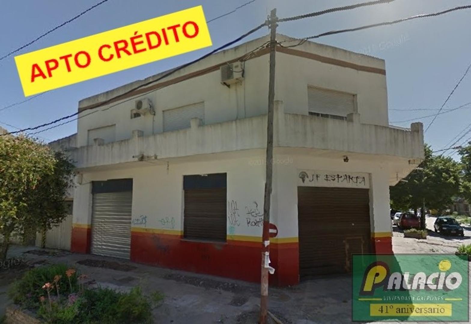 DEPARTAMENTO PISO UNICO 4 AMB APTO CRÉDITO MUY BUENO VILLA BONICH