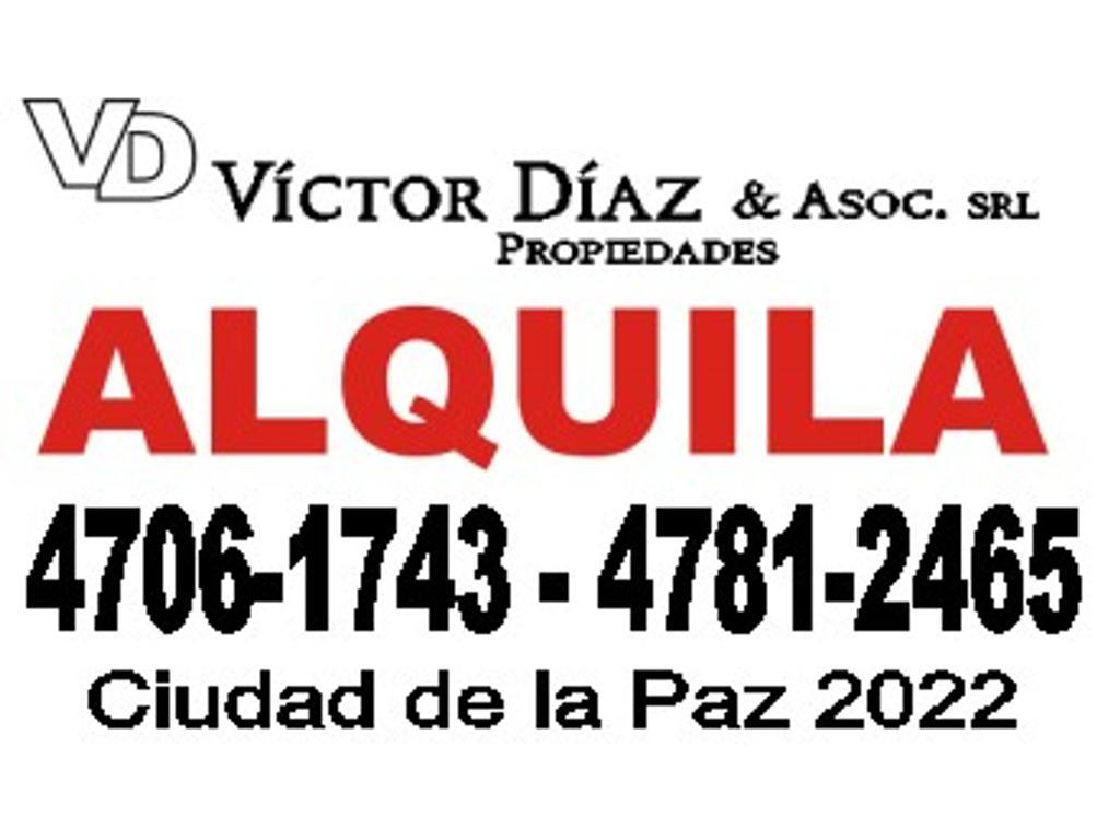 ALQUILER DE DEPARTAMENTO A.PROF IDEAL CONSULTORIO ODONTOLOGICO EN BARRIO NORTE
