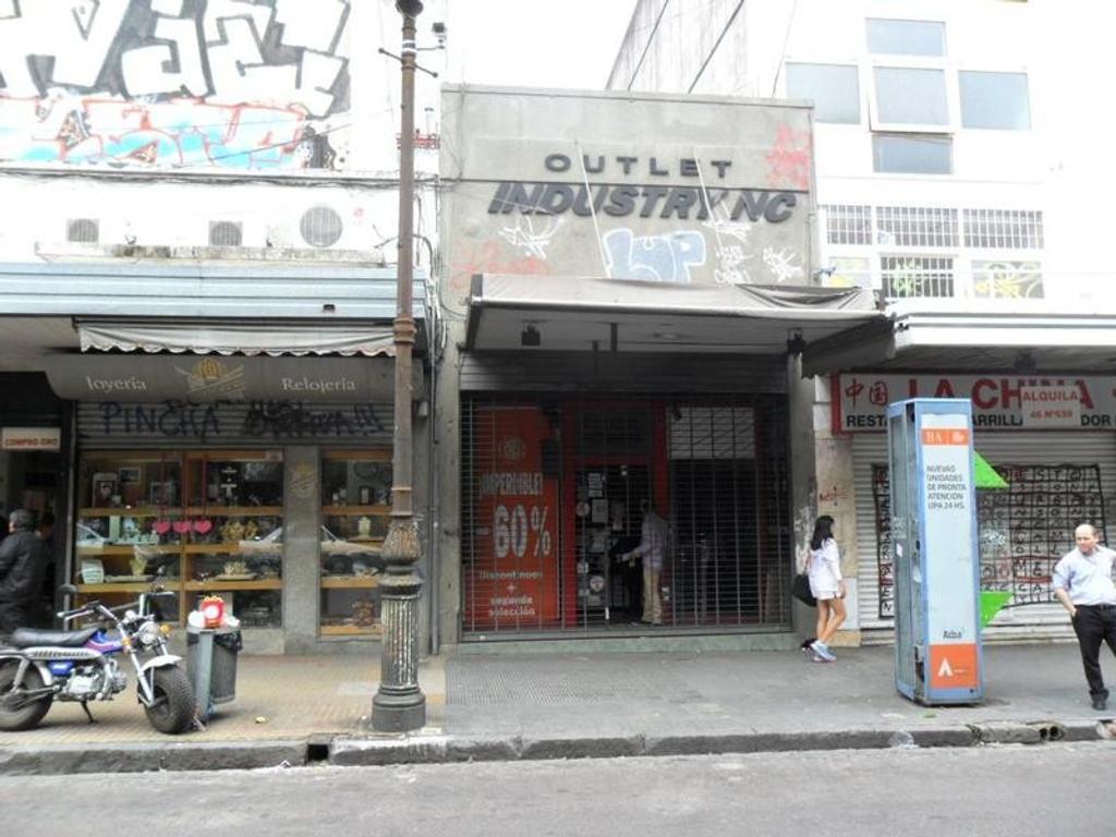 Local en alquiler La Plata Calle 50 E/ 7 y 8 Dacal Bienes Raices