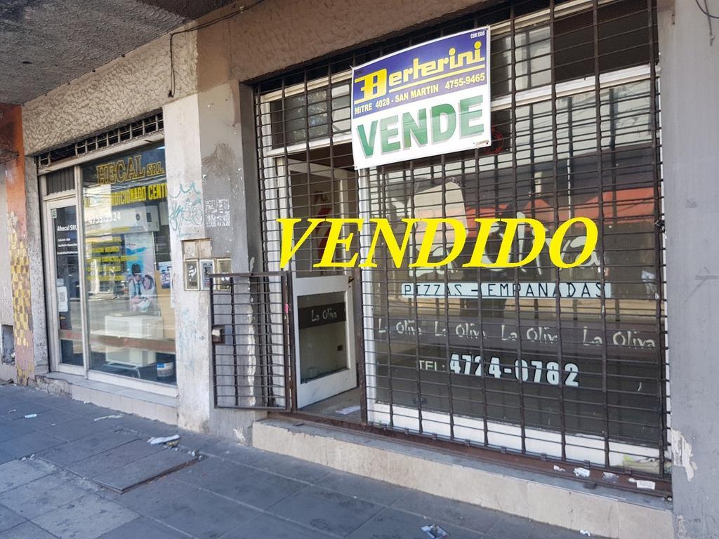 Venta Local Centro San Martín **VENDIDO**