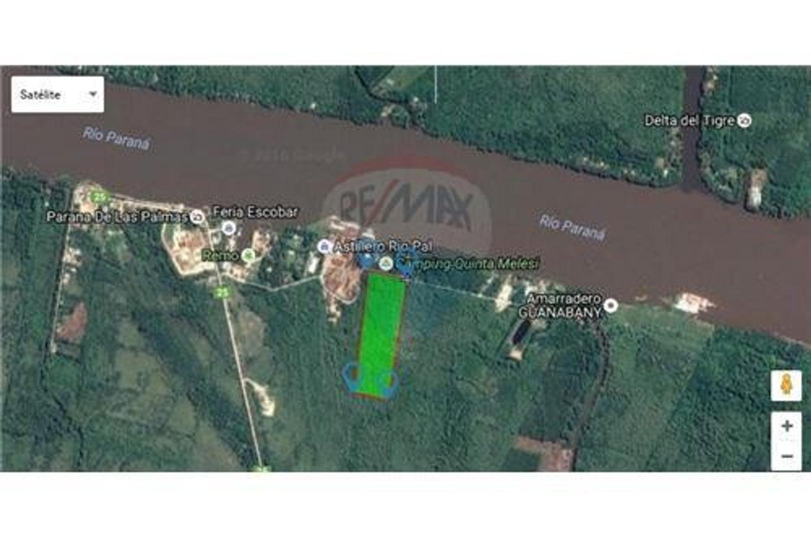 Espectacülar Lote de 6 hectáreas en Escobar