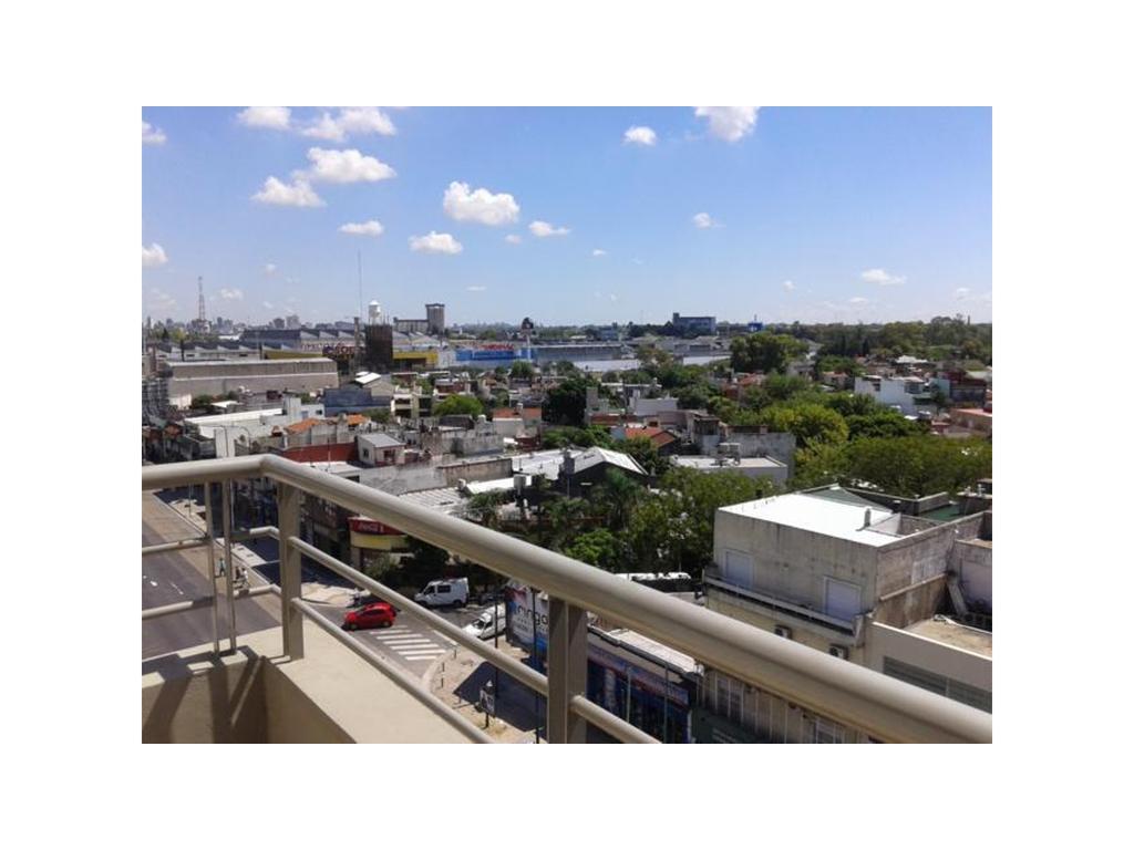 San Martin 7200 - Monoambiente amplio c/ balcón Vista panorámica Apto Crédito