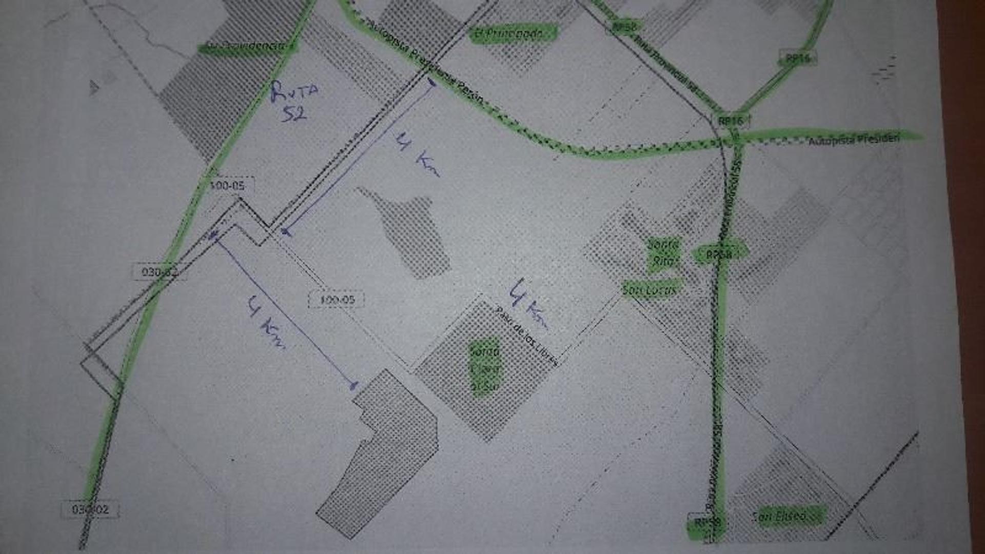 Campo en Venta 70 hectareas