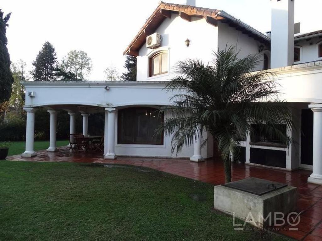 VENTA - Excelente propiedad en Barrio Los Fresnos -Pilar