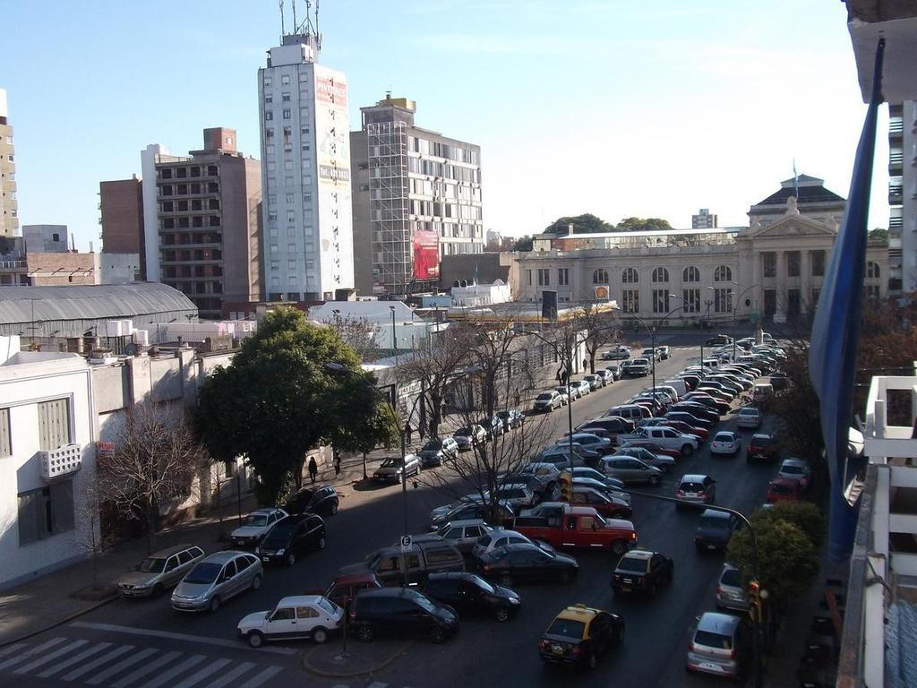 Av. Francia y Córdoba- Zona Medicina