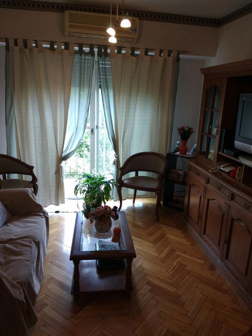 departamento de 3 ambientes con dependencia y balcon