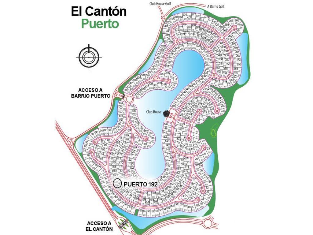 Casa 4 ambientes en el Canton Barrio PUerto Km 44 Escobar