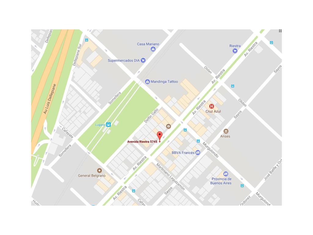 Local en Alquiler sobre Av Riestra y Murguiondo, pleno centro comercial Villa Lugano