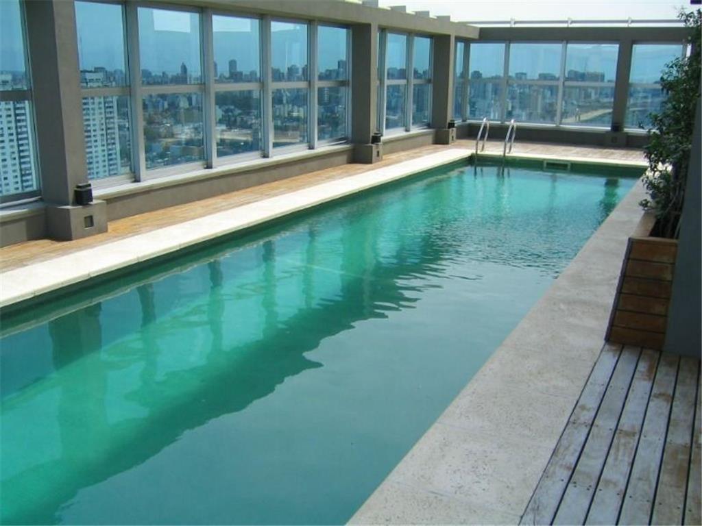 Excelente depto. 2 ambientes al frente con balcón y amenities