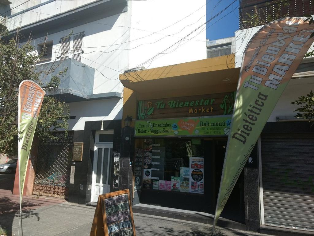 Fondo Comercio Dietetica viandas productos organicos