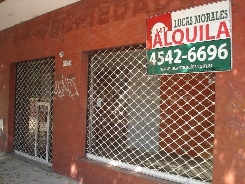 Local en Alquiler en Saavedra