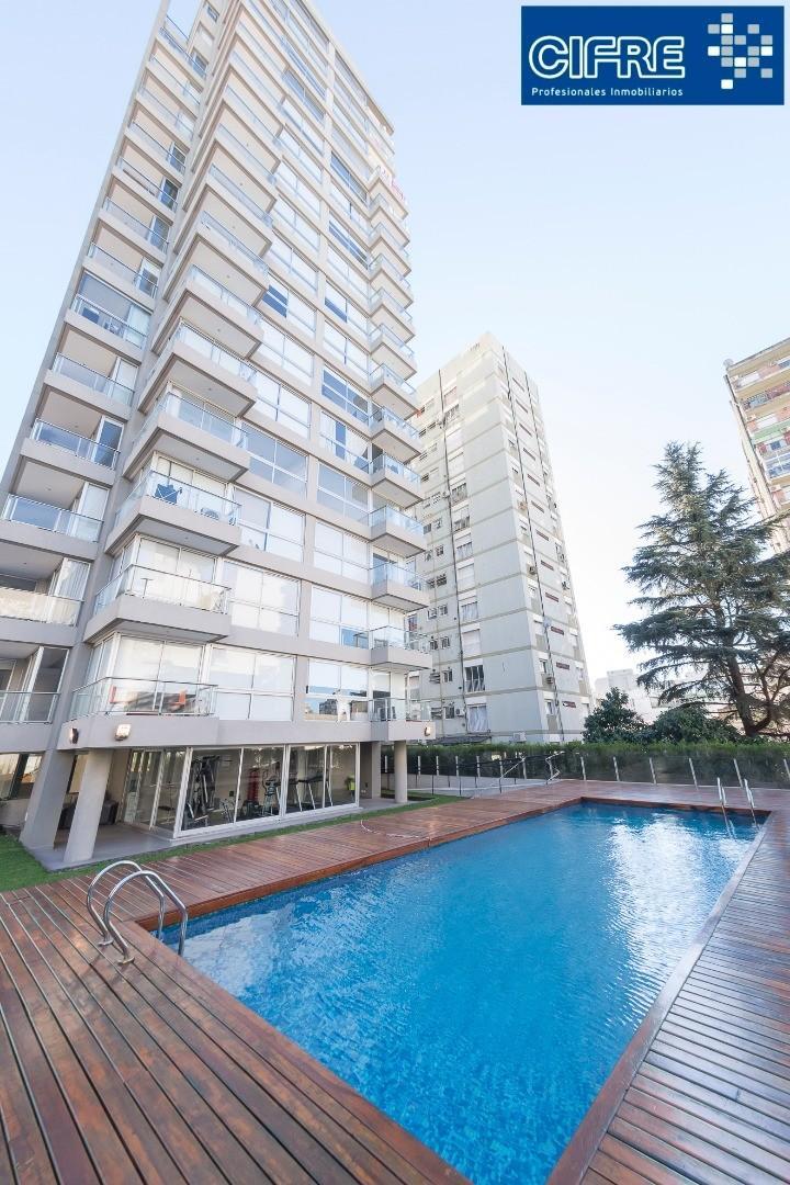 Monoambiente divisible con amenities en edificio de categoria ( Suc.Urquiza 4521-3333 )