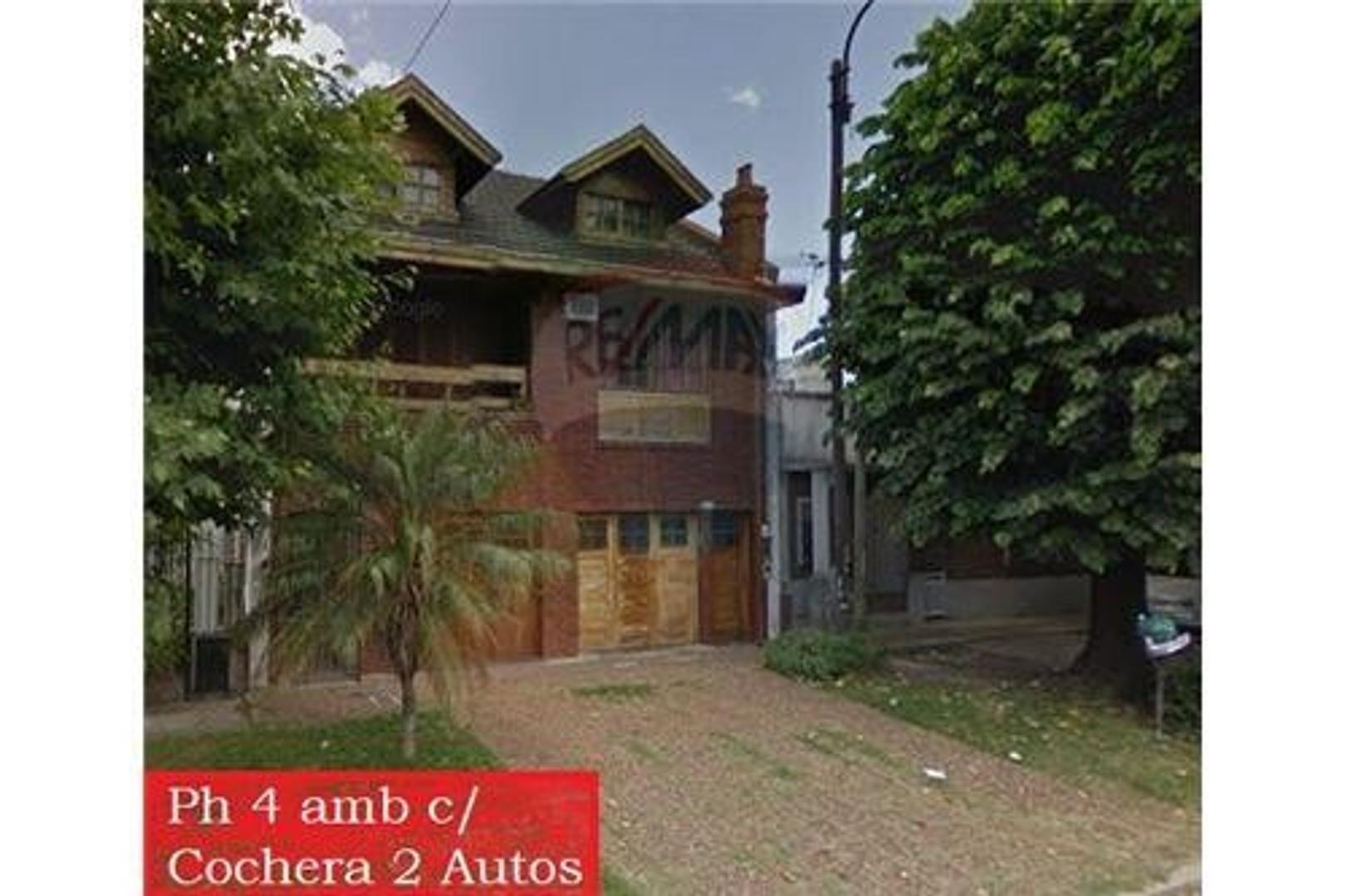 Venta Duplex 4 Ambientes 2 Cocheras Quilmes Oeste