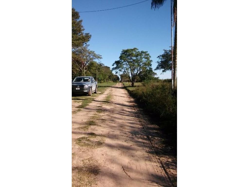 Corrientes, terreno en venta