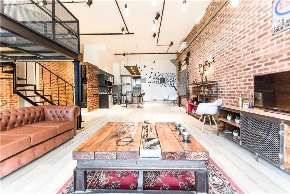 Increíble loft estilo y categoría equipado c/coch
