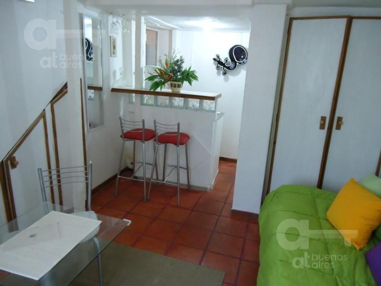 Palermo, Departamento 1 Ambiente, Alquiler Temporario Sin Garantía!
