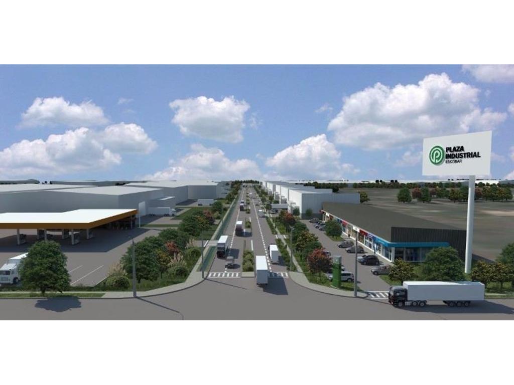 Au. Panamericana Km 57.5, Ruta 9, Escobar - Plaza Industrial Escobar