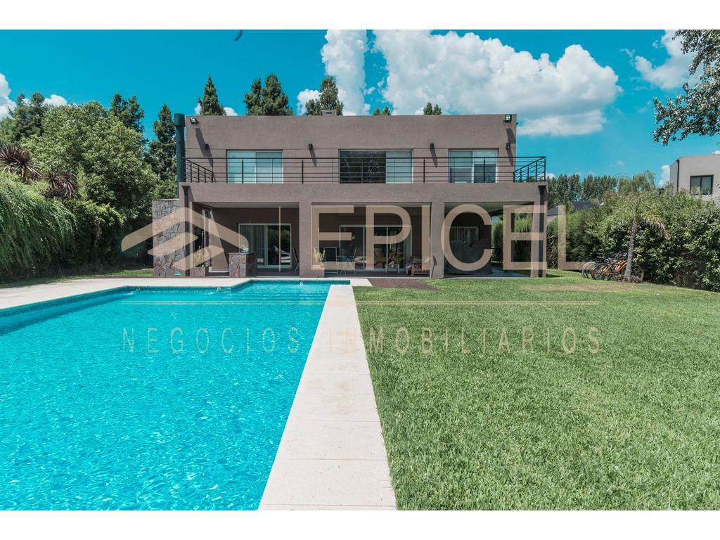 Inmejorable Casa en El Lauquen con vista al Lago!!!