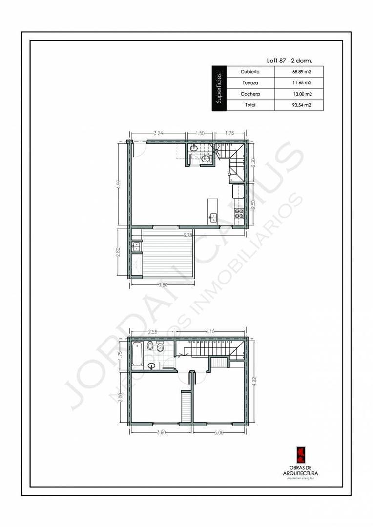 Duplex en Homes III con cochera.  El Palmar. Nordelta.
