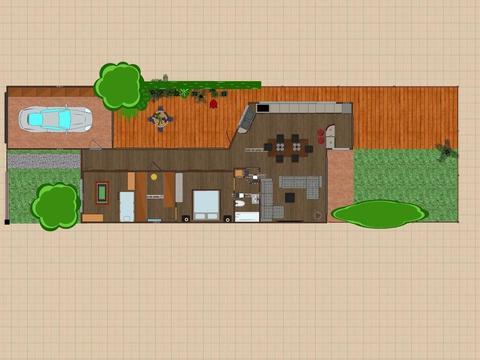 Casas en venta en bernal inmuebles clar n for Casa minimalista quilmes