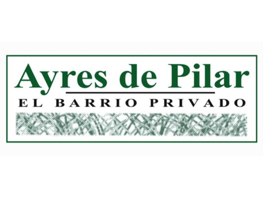 Excelente Lote en Ayres de Pilar!! Impecable ubicación.