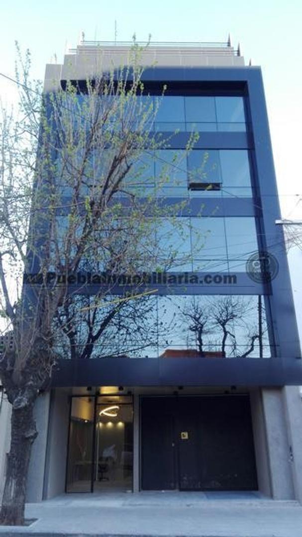 Oficina 100 MTS2  - DISTIRITO TECNOLOGICO Parque Patricios