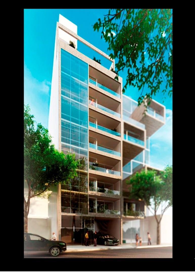 Espectacular Monoambiente de 44 m2 con balcón y Vista Abierta a amplio pulmón de Manzana