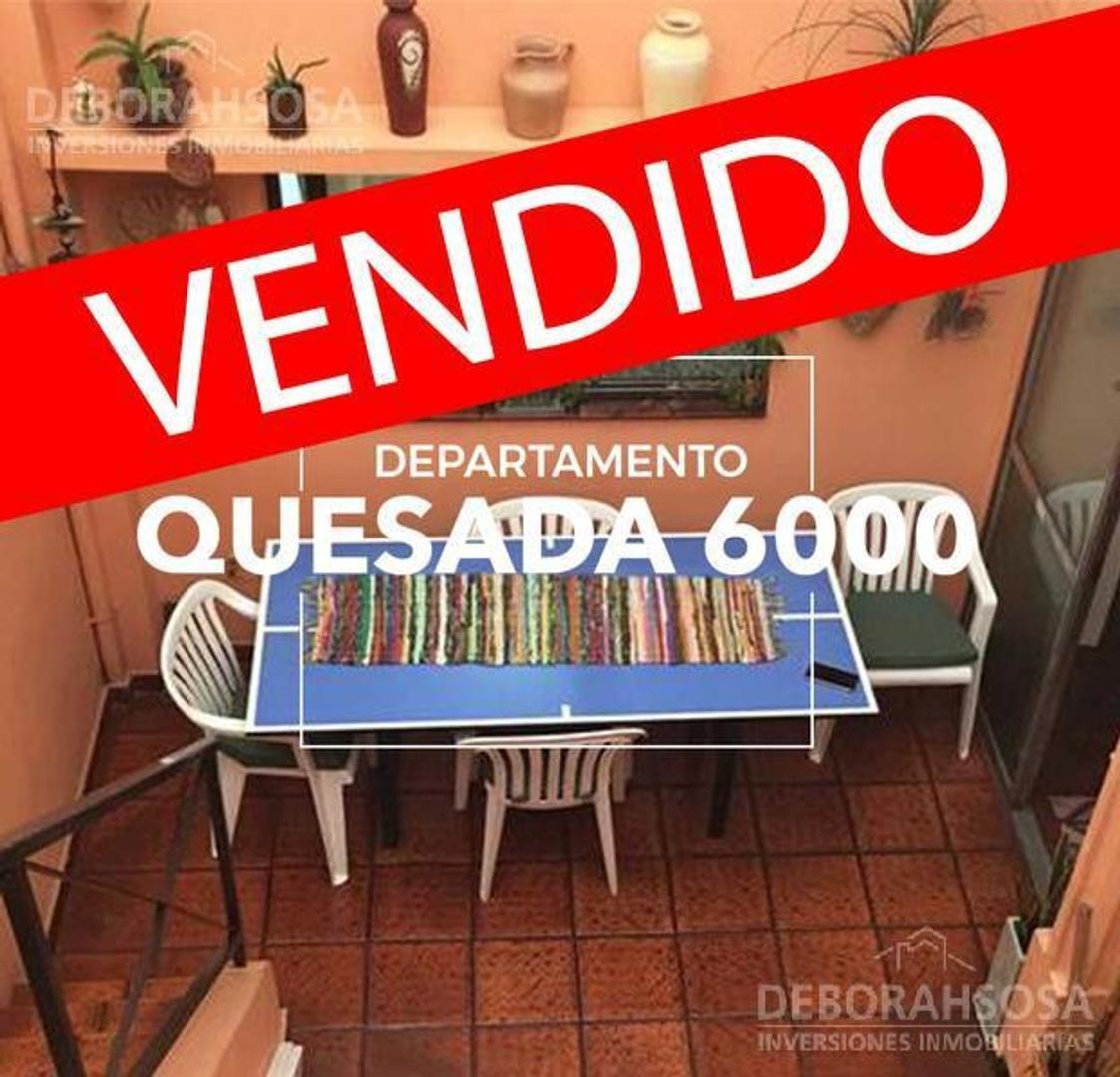 PROPIEDAD VENDIDA / Hermoso PH completamente reciclado con cochera!