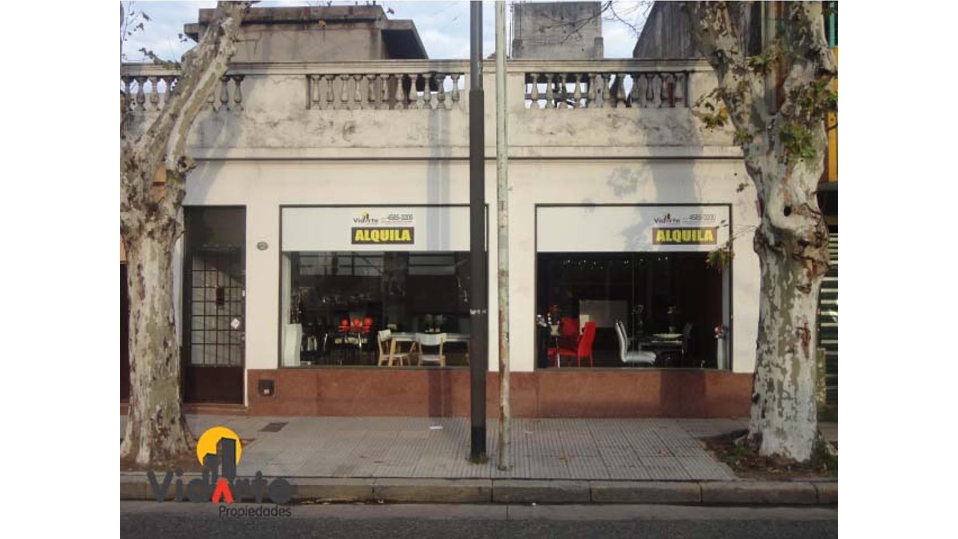 Excl Local 100m2 A La Calle Sobre Avenida Zona Comercial