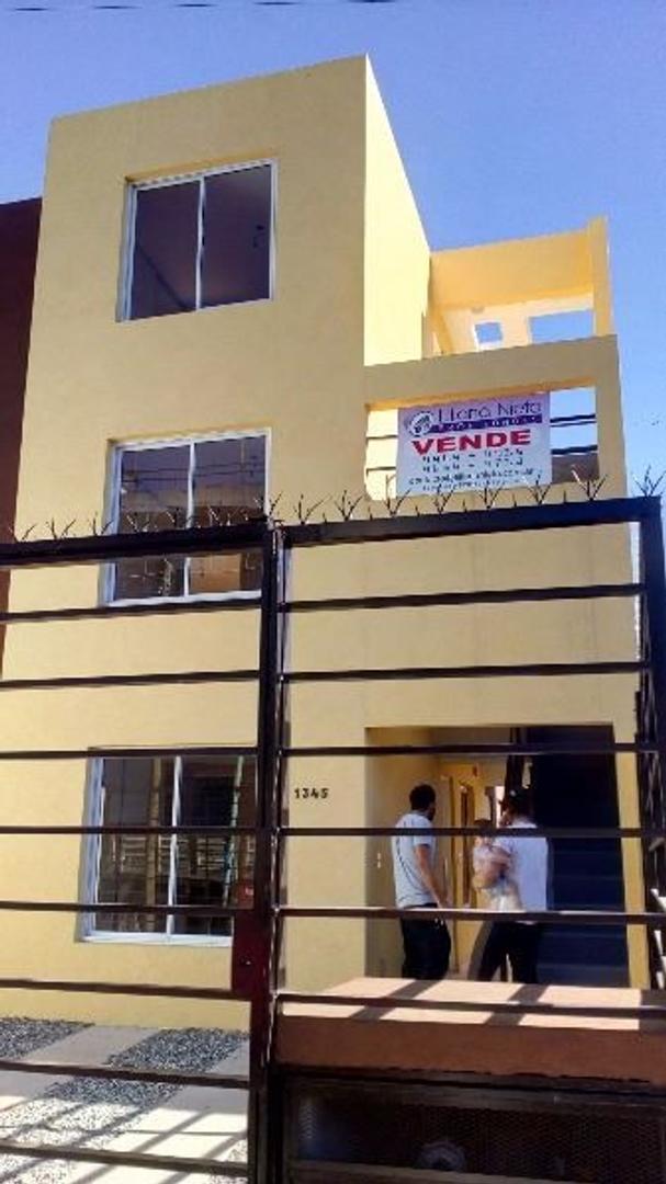 DEPARTAMENTOS 2 AMB A ESTRENAR- OPORTUNIDAD! una unidad en PB y otra en primer piso a U$S 52.000