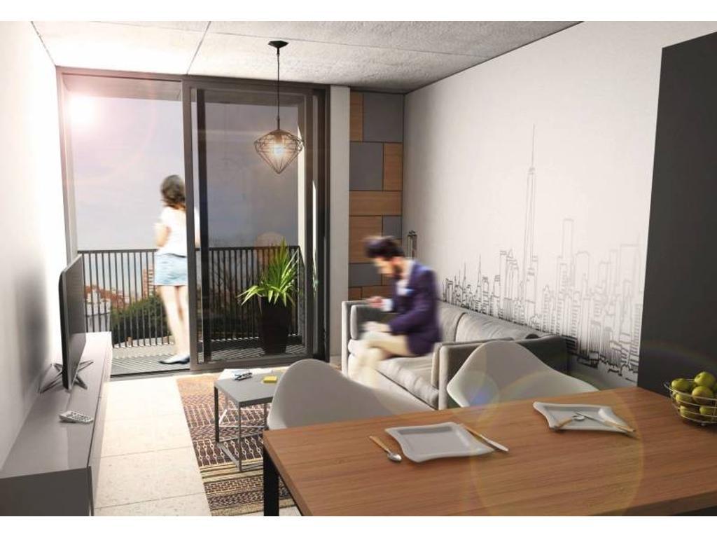 3 Dormitorios con Patio en Precio Lanzamineto