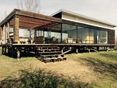 Excelente Casa para descansar y vivir la naturaleza del Delta