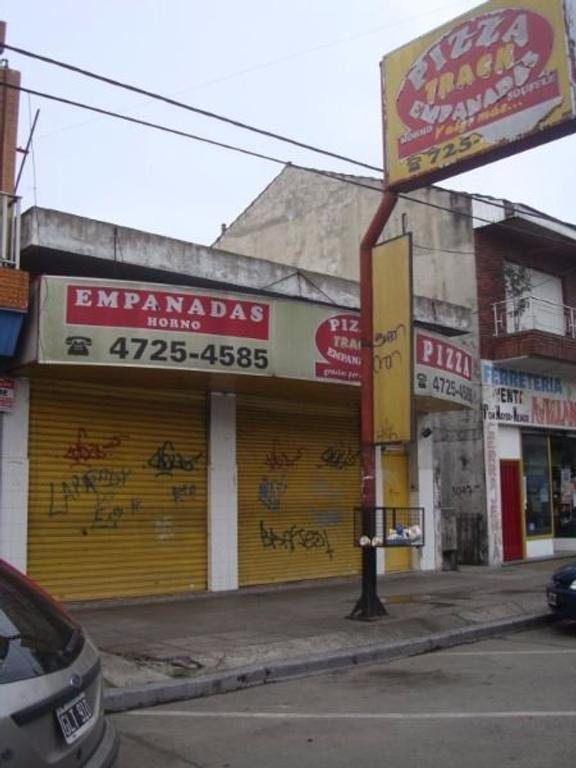 FONDO DE COMERCIO PIZZERIA EN ZONA NORTE VIRREYES