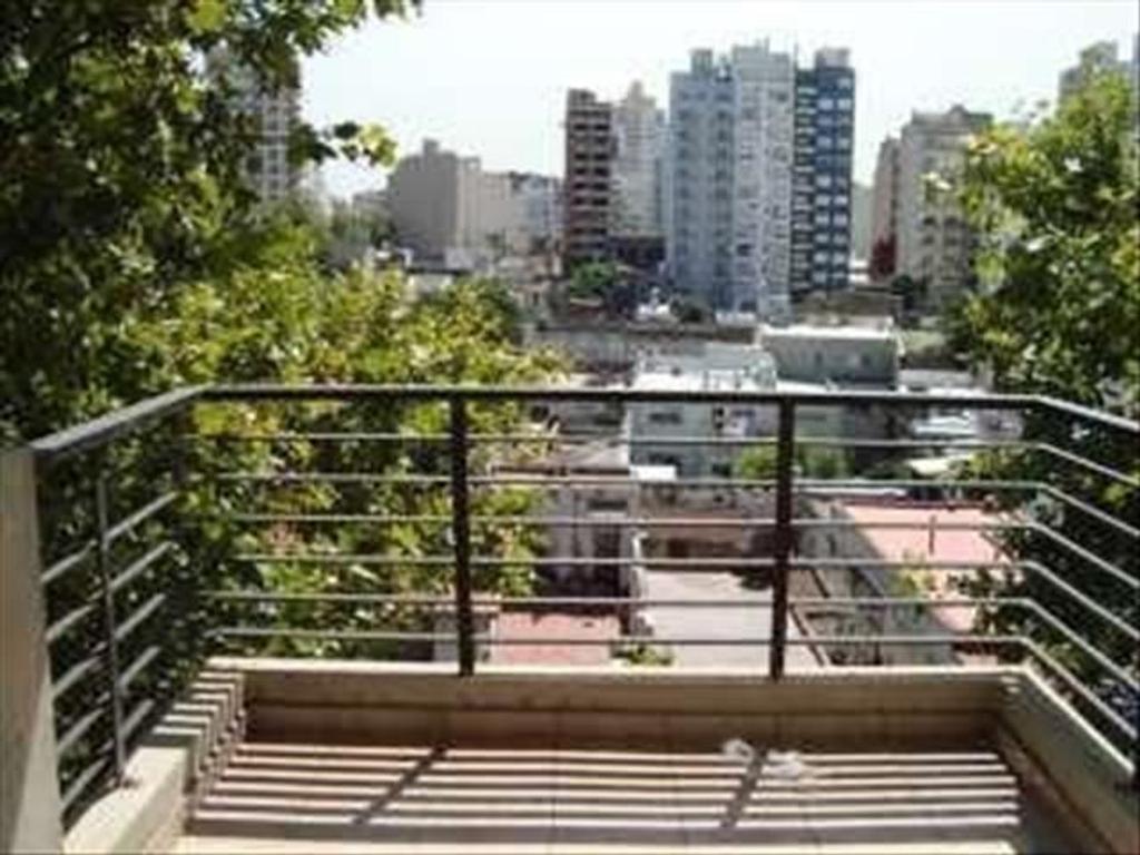 Al Frente, 7mo piso 2 ambientes, Balcon y Cocina con Espacio Lavarropas Alquilado CON RENTA