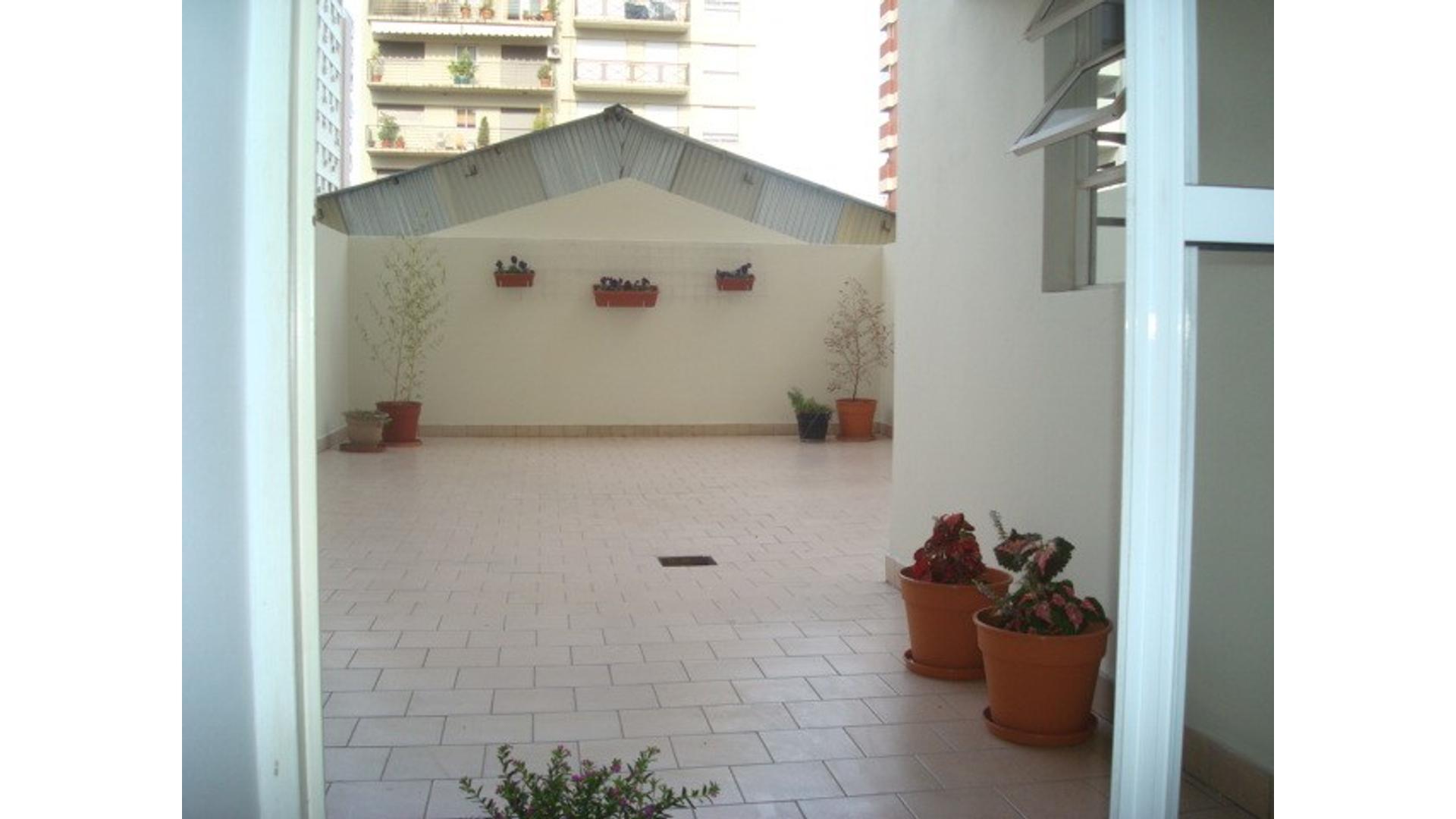 Dueño impec 2 amb piso 3 con amplia terraza