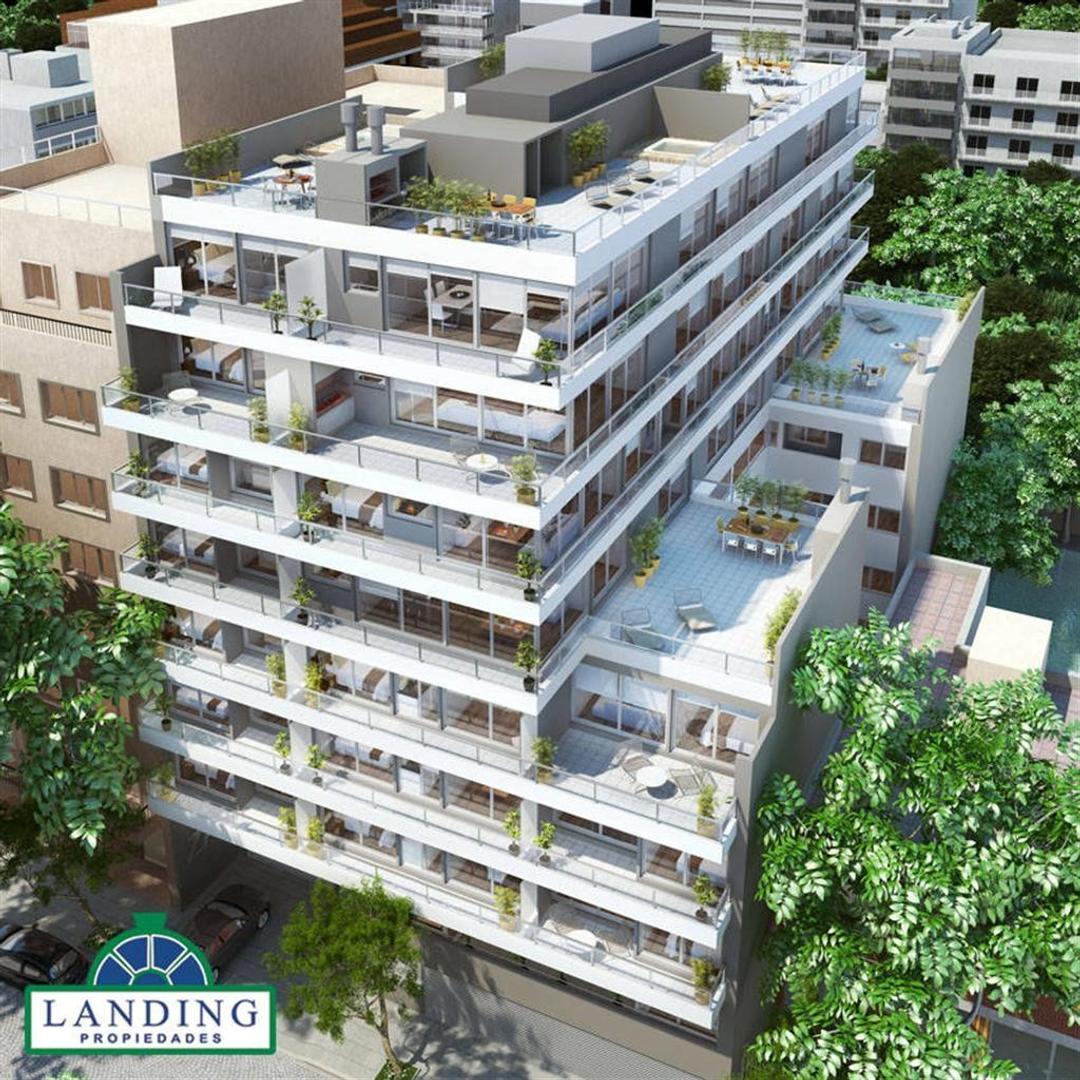 Zapiola 2260. Unidad 505: 3 Ambientes 100 m² Quinto Piso