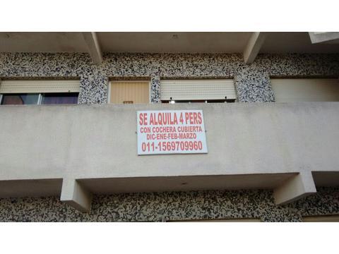 DTO 2 AMBIENTES CON COCHERA FIJA