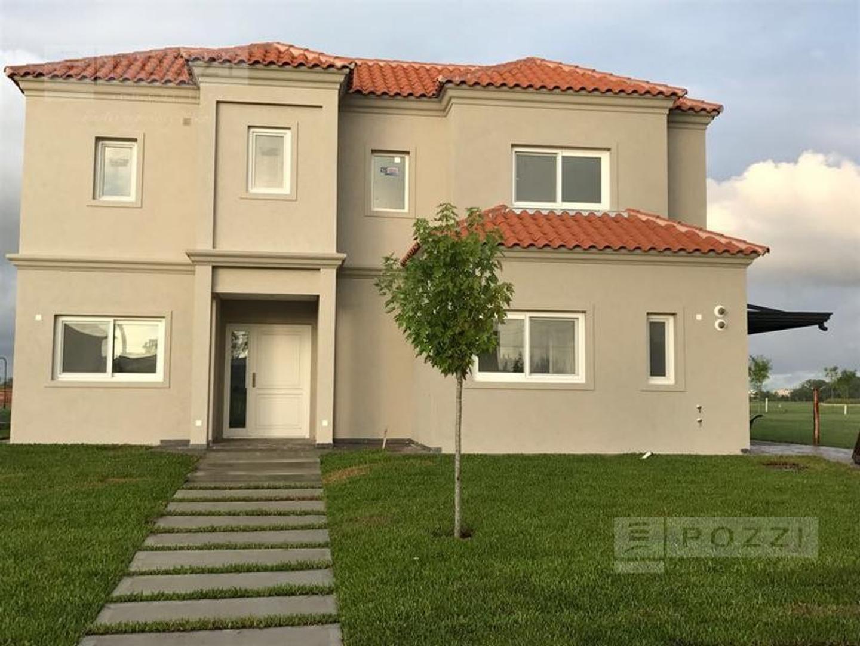 Casa a estrenar en venta en B° Las Tipas - Nordelta - POZZI INMOBILIARIA