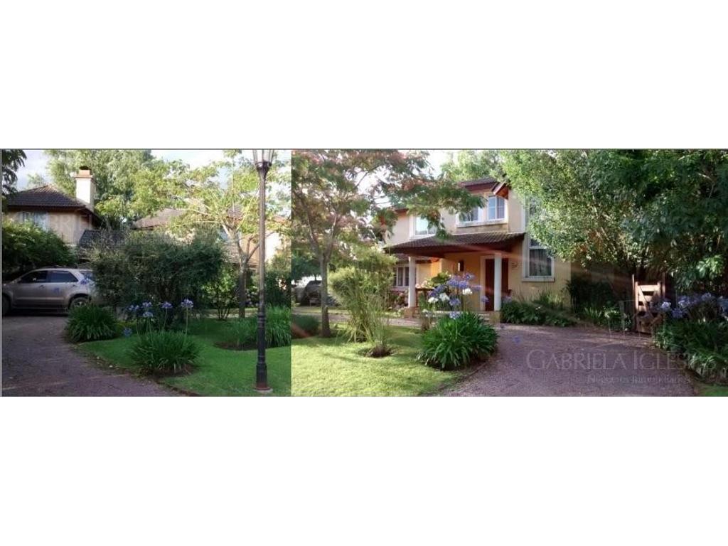 Casa en venta con 3 dormitorios en Santa Bárbara