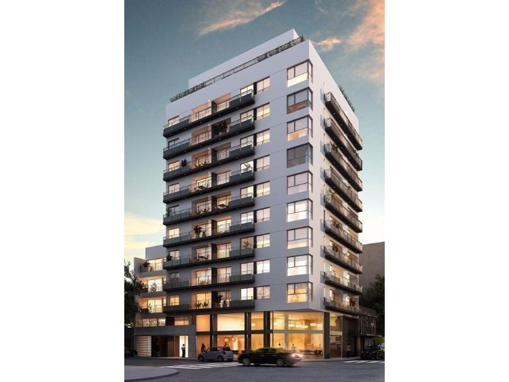Nahuel Huapi y Bauness -  Excelente 3 Ambientes con amplio balcon aterrazado.