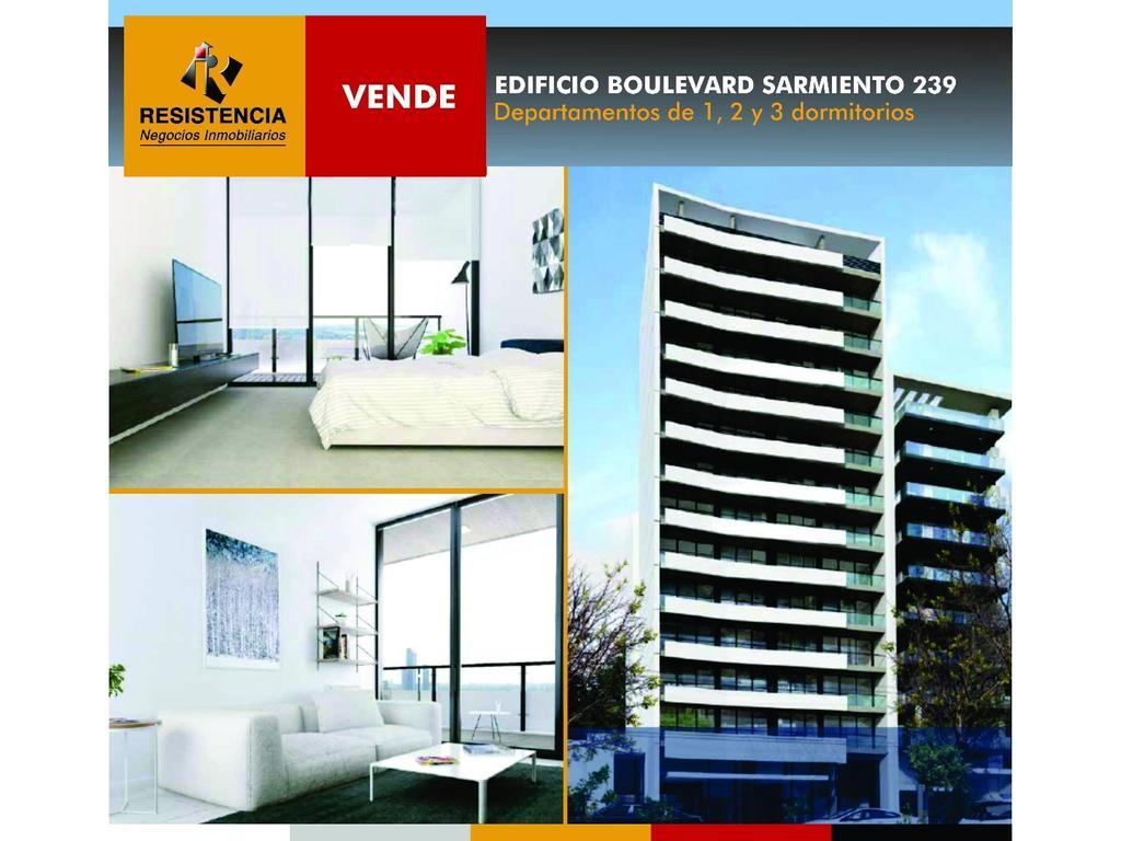 Lanzamiento Boulevard Sarmiento 239