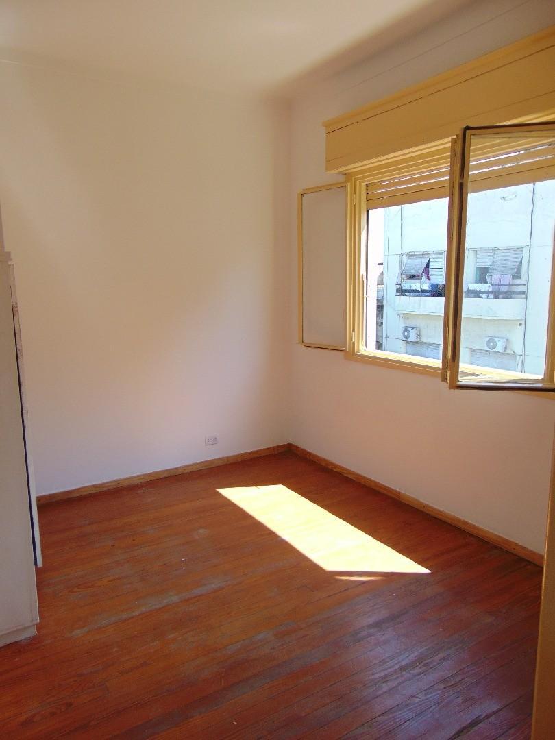 Monoambiente de 22 m2 frente piso 4
