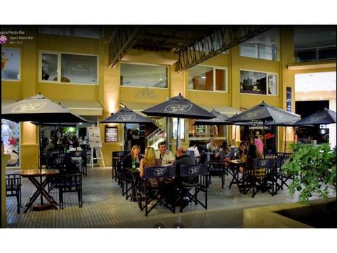 -Restaurant-Café - Paseo el Agora.. Local en Venta. 2 BAÑOS