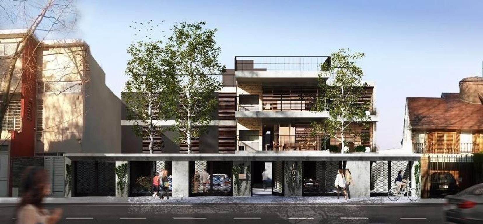 Duplex 4 amb. 163 m2 . 2 cocheras y baulera - Banfield Oeste