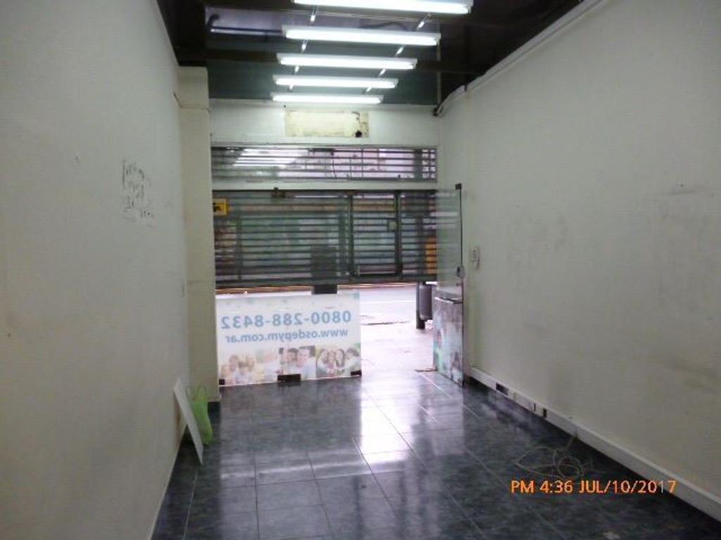 LOCAL A LA CALLE EN ALQUILER AV.CABILDO 3305 NUÑEZ