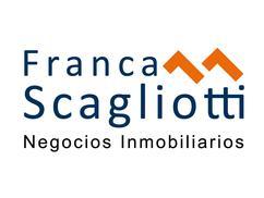 Franca Scagliotti - Negocios Inmobiliarios