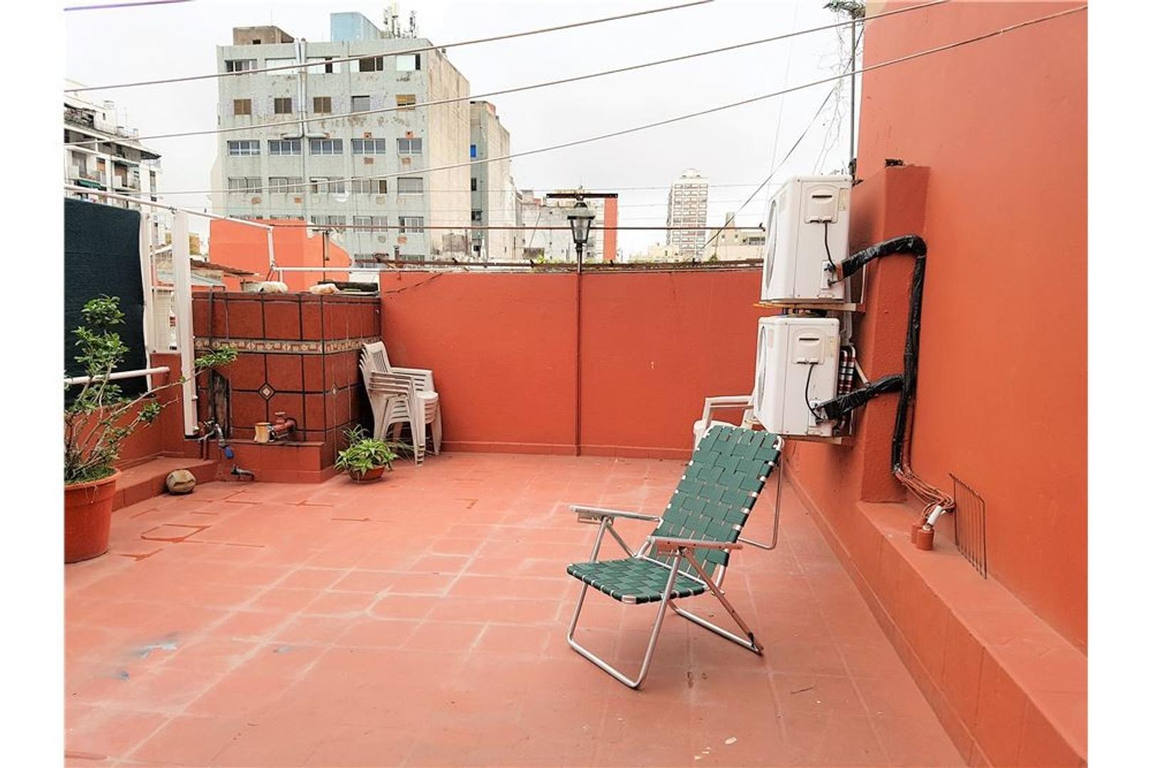 PH 4 amb, terraza, luminoso, impecable estado!!!!!