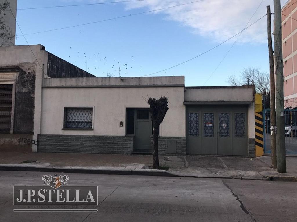 Excelente LOTE 468 m² en el CENTRO de SAN JUSTO - APTO EMPRENDIMIENTO COMERCIAL y/o EDIFICIO