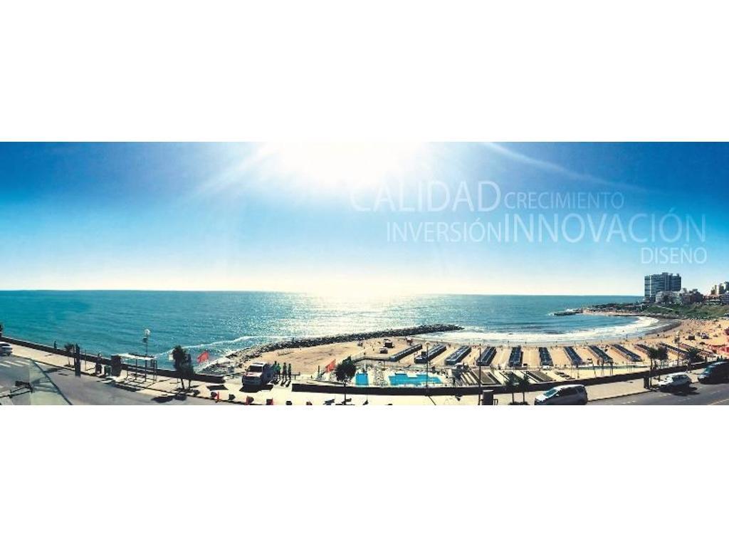 Departamento En Venta En Blvd Maritimo Esq Av Col N Playa  # Muebles Suarez Y Plata