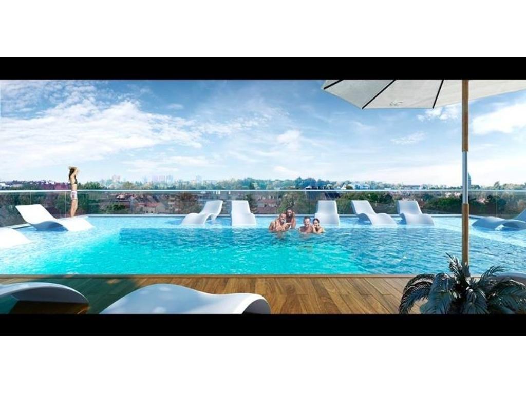 3 Ambientes c/ Balcón Terraza - A Estrenar - ENTREGA INMEDIATA- Opcional cochera